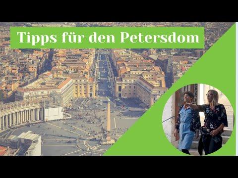 Der Petersdom im Vatikan: Einzigartige Architektur un ...