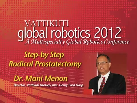 Step by Step Radical Prostatectomy