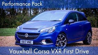 1. Vauxhall Corsa VXR First Drive