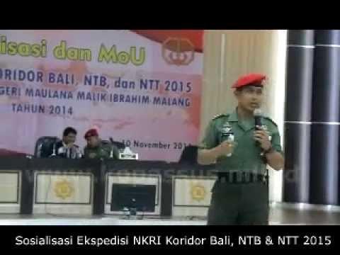 Sosialisasi Ekspedisi NKRI 2015