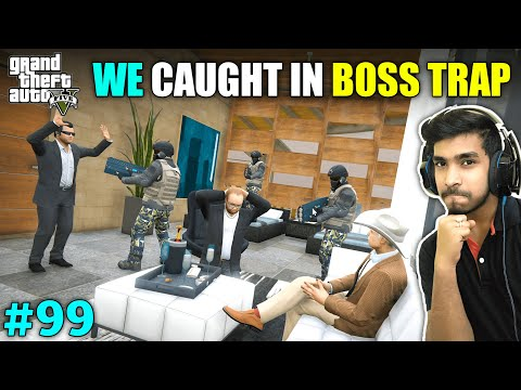 DUGGAN BOSS CAUGHT US IN HIS TRAP | GTA V GAMEPLAY #99