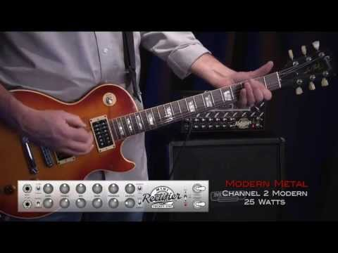MESA/Boogie Mini-Rectifier Twenty-Five Demo