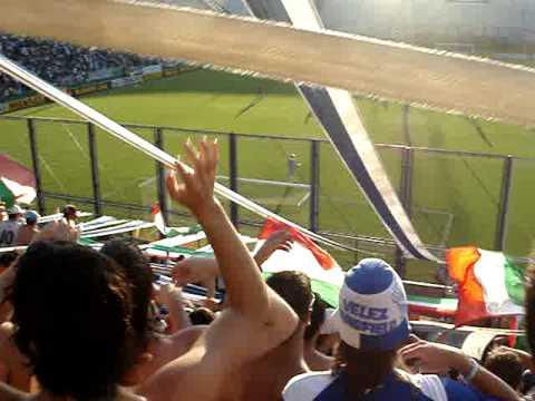 Apertura 2008 Fecha 16 Vélez 2-0 Gimnasia J - La Pandilla de Liniers - Vélez Sarsfield