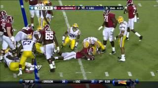 Kevin Minter vs Alabama (2012)