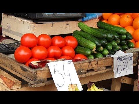 Продавці Житнього ринку порахували вартість овочевого салату