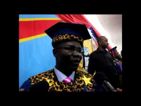 Elévation du Gouverneur Julien Paluku au titre de Docteur