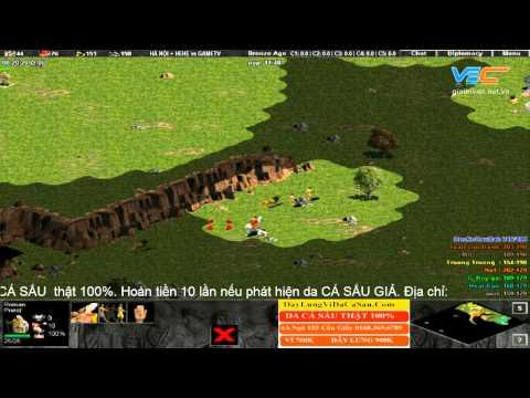 2vs2 | Gunny, Vô Thường vs VaneLove, HeHe (06-12-2014)