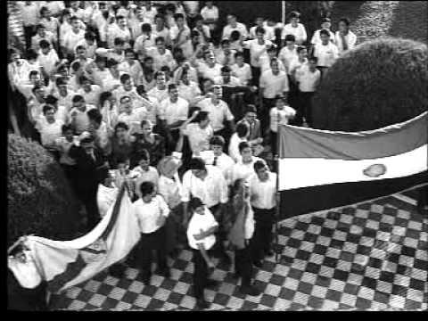 PARAGUAY. MUERTE DE ESTUDIANTES. 23 DE OCTUBRE DE 1931. VERSION BREVE. Parte 01.