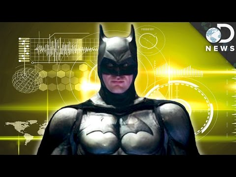 Can We Make A Real-Life Batman Suit?