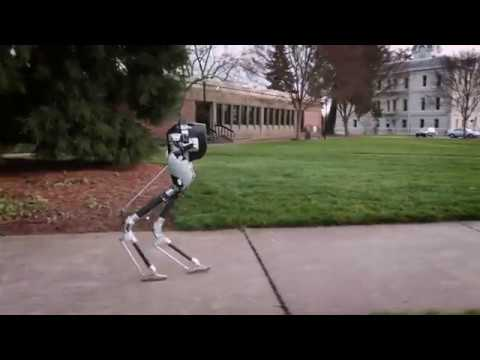 Walking robots, Agility Robotics, Cassie