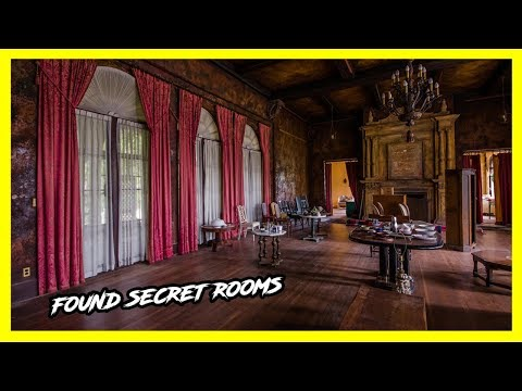 Video Exploring Mob Boss Mansion with secret rooms and indoor pool! Chased out! download in MP3, 3GP, MP4, WEBM, AVI, FLV January 2017