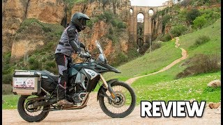 6. BMW F800GS / MotoGeo Review