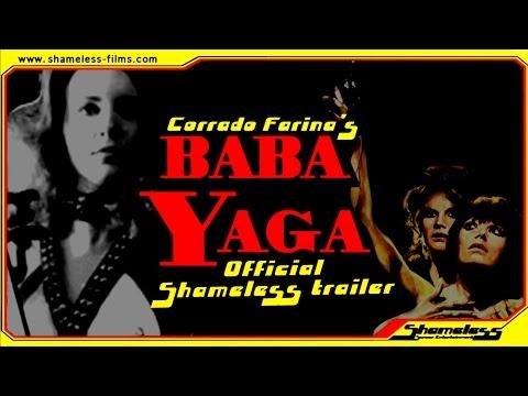 George Eastman in Baba Yaga (1973) - Official Shameless Trailer - SHAM019