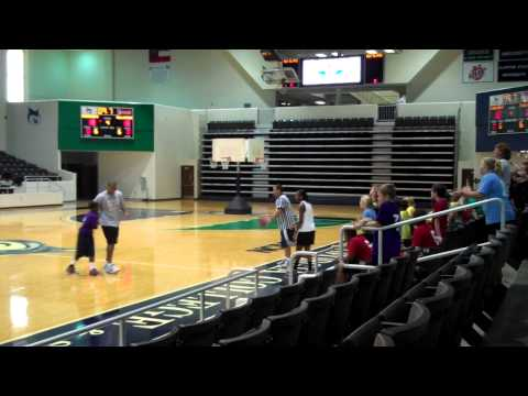 Georgia College Pee-Wee Basketball Camp