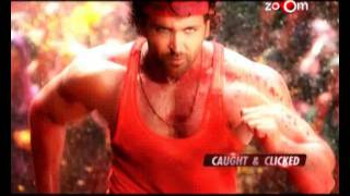 Hrithik Roshan's exclusive pic from Agneepath