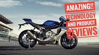 10. The Best of Yamaha YZFR1 Techfest Review