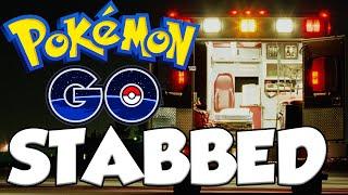 Pokemon GO Player STABBED! by Verlisify