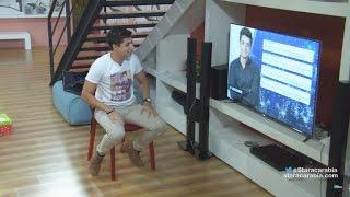 اهاب امير من المغرب في جلسة السوشيال ميديا نايت - ستار اكاديمي 11- 13/12/2015