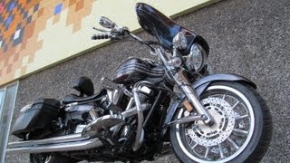 8. Used 2008 Yamaha Stratoliner Motorcycle For Sale