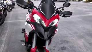 10. 2014 Ducati Multistrada 1200 S Pikes Peak Demo at Euro Cycles of Tampa Bay