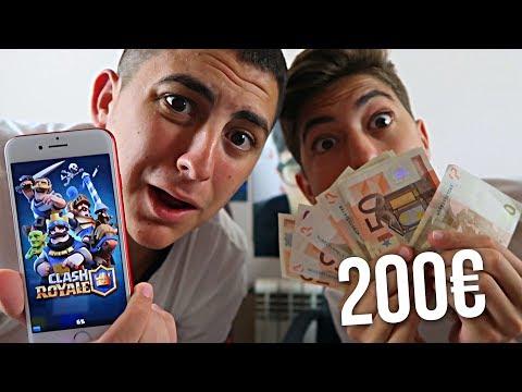 ¡¡GANAS 200€ O BAJAS A ARENA 1!! Clash Royale