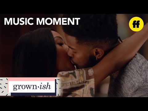 "grown-ish | season 1, episode 3 music: french montana ft. swae lee - ""unforgettable"" 