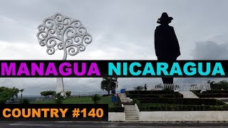 From San Salvador, I fly to the Nicaraguan capital, Managua. From there, I visit the colonial town of Granada, but the rain is...