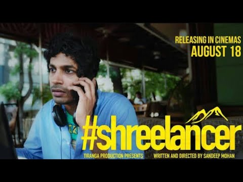 Bollywood Review!! Shreelancer!! Not A Review!! Friday Release!!