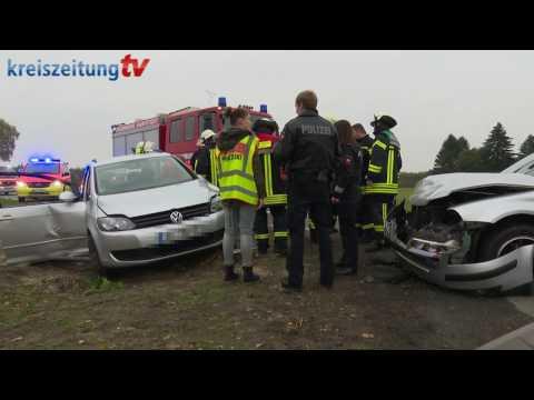 Unfall in Holzhausen