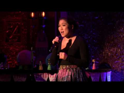 "Jenna Ushkowitz - ""Reflection"" (The Broadway Princess Party)"