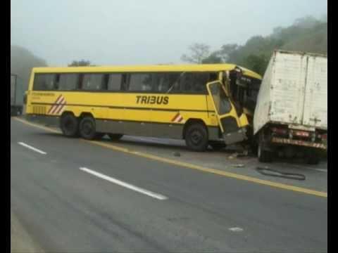 Acidente com ônibus da Itapemirim