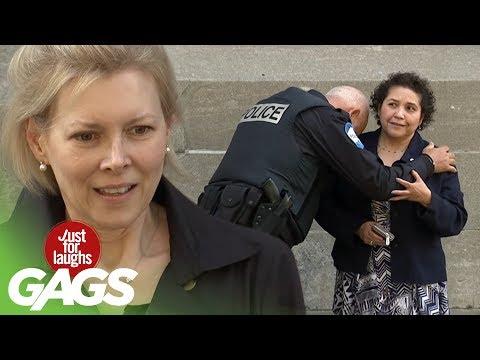 Tình Huống Hài Hước 2016 - cảnh sát bị thất tình