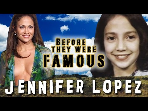 JENNIFER LOPEZ | BEFORE THEY WERE FAMOUS @JLo