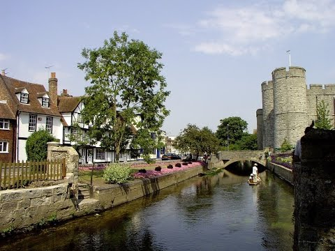 Places to see in ( Canterbury - UK )