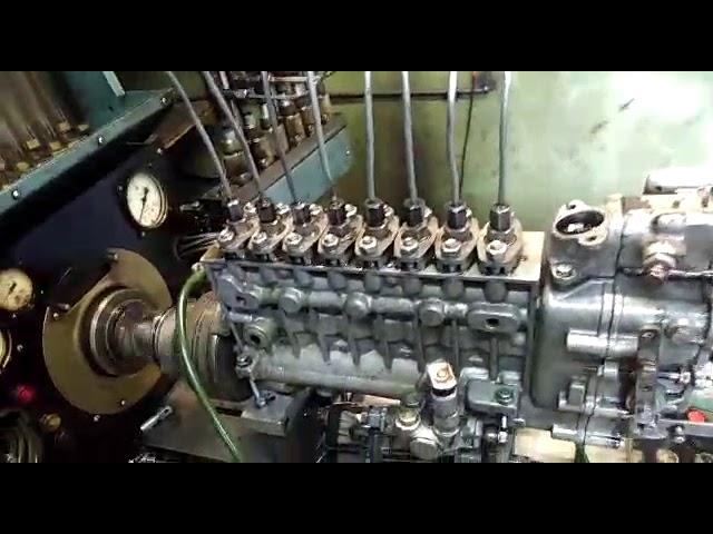 ТНВД МАЗ 175 мотор Ремонт ТНВД и форсунок в Пензе на Бийской