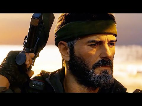 CALL OF DUTY BLACK OPS COLD WAR All Cutscenes Movie (2020) 1080p HD