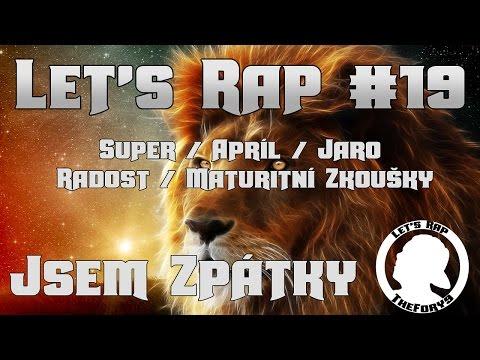 Let's Rap #19 - Jsem zpátky [CZ] [FullHD]