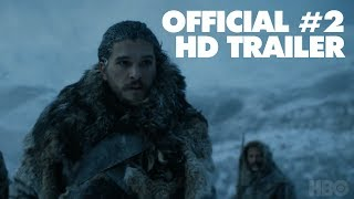 The official second trailer from HBO, posted on Facebook Game of Thrones GoT Season 7 Trailer Official Second #2 Trailer ...