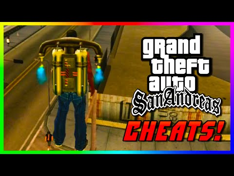 cheats - GTA San Andreas Xbox 360 CHEATS - Top 5 Best San Andreas Xbox 360 Cheats! (GTA: SA) - San Andreas Xbox 360 Gameplay 720p HD Cheats! ▻ ALL SAN ANDREAS XBOX CHEATS: ...