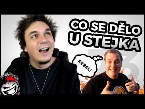 Co se dělo u Stejka? - Ask Ati #73