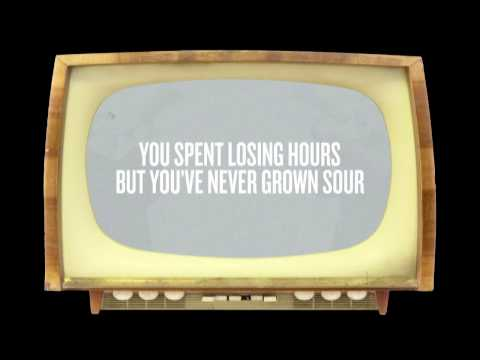 The Proclaimers - Not Cynical Lyric Video