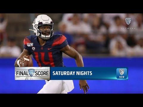 Highlights: Tate, Arizona football pick up big non-conference win over Texas Tech
