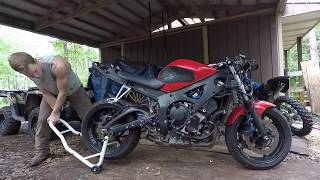 Video R6 Complete Wrecked Bike Rebuild (Custom Build) MP3, 3GP, MP4, WEBM, AVI, FLV Januari 2019