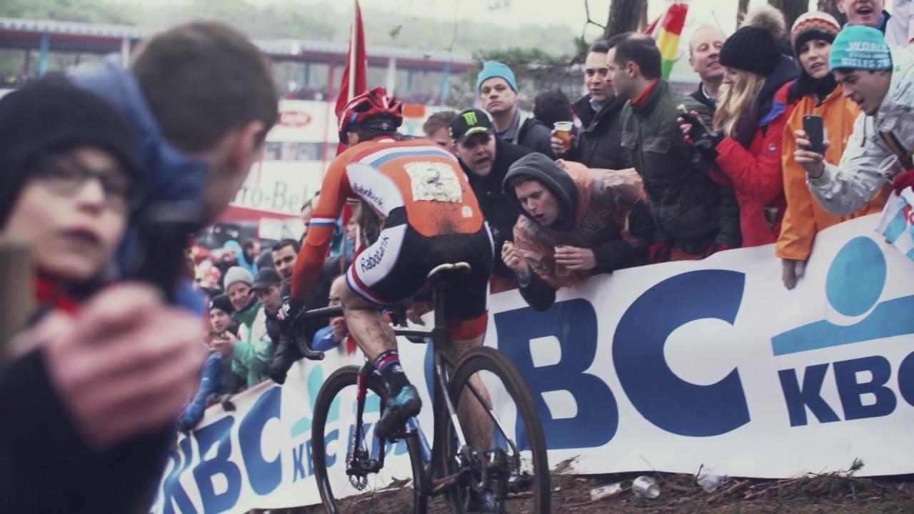 Presentazione Mondiali di Ciclocross in Lussemburgo