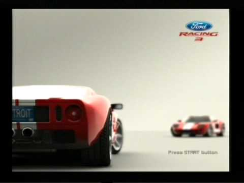ford racing 3 playstation 2 cheats