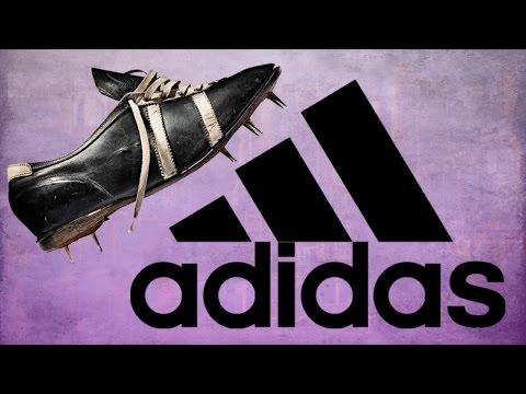 adidas history
