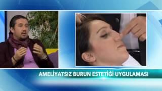 Mustafa Ali Yanık Şikayet çi Burun Altın Oran Burun Estetiği Hakkında Bilgi Veriyor..