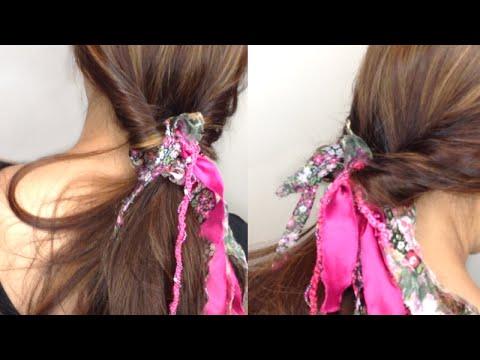 Fiona Lee – 氣質女神髮型~DIY髮飾超簡單!