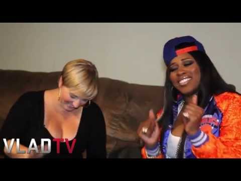 Favorite - http://mainlynks.com/profile.php?pro=vladtv - Remy Ma recently sat down with Jenny Boom Boom for an exclusive interview with VladTV, where she opened up about her decision not to listen to...