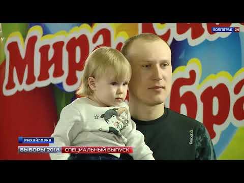 Вести-Волгоград. Спецвыпуск. 18.03.18 19:30